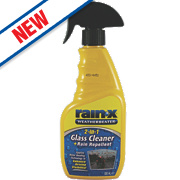 Active Rain-X 2-in-1 Glass Cleaner & Rain Repellent 500ml