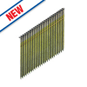 DeWalt Collated Framing Stick Nails Galvanised 3.1ga 90mm Pack of 2200