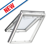 Velux Roof Window Top-Hung Noise Reduction Clear 660 x 1180mm