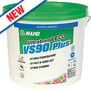Mapei Ultrabond Eco VS90 HT Vinyl/Rubber Flooring Adhesive Light Cream 5kg
