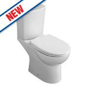 Ideal Standard Vue Close Coupled Toilet Dual Flush 4/6Ltr