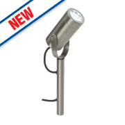 Bronx Integrated LED Spike Light Cool White 3.5W