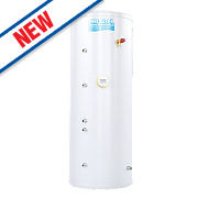RM Prostel Twin Coil Unvented Hot Water Cylinder 210Ltr