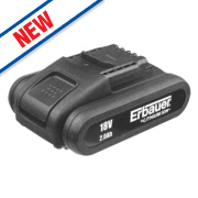 Erbauer ERI621BAT 18V 2.0Ah Li-Ion Battery