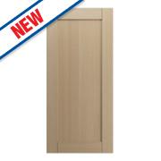 Oak Kitchens Shaker 600 Tall Appliance Door 596 x 1232mm