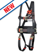 JSP Spartan 3-Point Harness