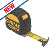 DeWalt Heavy Duty Tape Measure 10m