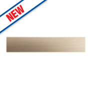 Oak Kitchens Slab 600 Oven Filler Panel 596 x 139mm