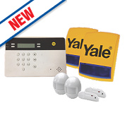 Yale Wireless Premium GSM Burglar Alarm Kit