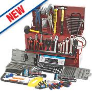 Hilka Pro-Craft Mechanics Tool Kit 270 Piece Set