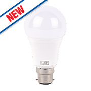 LAP GLS LED Lamps Cool White BC 8.7W Pack of 5