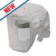 3M VersaFlo S-133 Head Cover with Integral Suspension M/L
