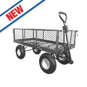 Handy Parts Garden Trolley Large 1400 x 640 x 650mm