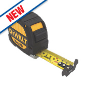 DeWalt Heavy Duty Tape Measure 8m