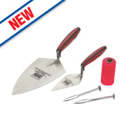Ragni Bricklayer's Trowel Set