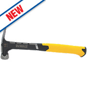 DeWalt One-Piece Rip Claw Hammer 16oz (0.45kg)