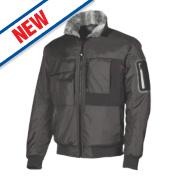 UPower Buddy Waterproof Jacket Carbon Black Large 43
