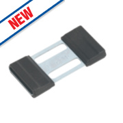 Kerbl Electric Fence Tape to Tape Connector 20mm Pack of 2