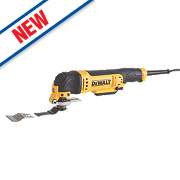 DeWalt DWE315-GB 300W Oscillating Multi-Cutter 240V