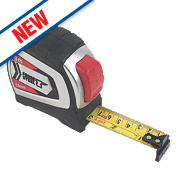 Forge Steel Dual Printed Tape Measure 8m