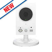 D-Link DCS-2132L/B Indoor Fixed HD Wireless IP Camera