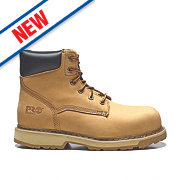 Timberland Pro Traditional Safety Boots Wheat Size 6