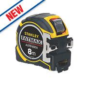 FatMax Autolock Tape Measure 8m x 32mm