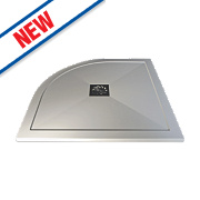 Quadrant Slimline Shower Tray 900 x 900 x 25mm