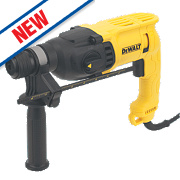 DeWalt D25033K-GB 2kg SDS Plus Hammer Drill 240V