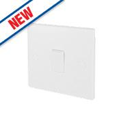 Schneider Electric 1-Gang 2-Way 10AX Light Switch White