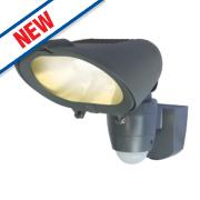 PIR Sensor Security Light Graphite Effect 220-240V 120W 2950Lm