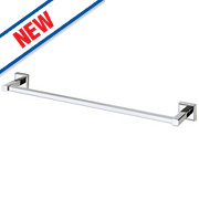 Moretti Linear Towel Rail Chrome 644 x 75 x 40mm