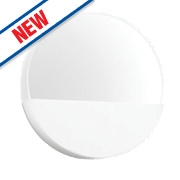 Philips myLiving Countdown Wall Light White 3W 220-240V