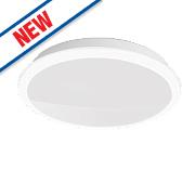 Philips Denim LED Wall & Ceiling Light White 3W