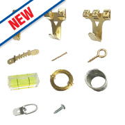 Easyfix PJ550KT Expert Picture Hanging Kit 550 Pcs