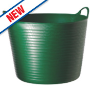 Faulks and Cox Tubtrug Dark Green 75Ltr