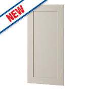 Matt Stone Shaker Tall Appliance/Larder Door 596 x 1232mm