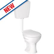 Grove Low Level Toilet Dual Flush 4/6Ltr