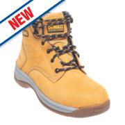 DeWalt Bolster Safety Boots Honey Size 4