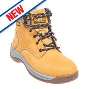 DeWalt Bolster Safety Boots Honey Size 4