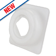 "Arctic Products Universal Top Hat Washers White ½"" / ¾"" Pack of 5"
