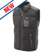 Lee Cooper Padded Body Warmer Black X Large