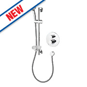 Ideal Standard Concept Easybox Slim Built-In Thermostatic Mixer Shower Chrome