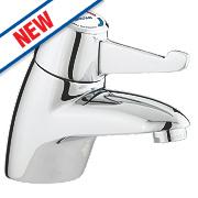 Bristan Gummers Short Lever Bathroom Basin Solo Mixer Tap