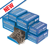 Silverscrew Woodscrews Trade Pack 1400 Pieces