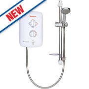 Redring Expressions Revive Plus Electric Shower White 7.2kW