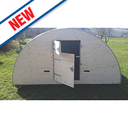 Animal Arks Goat House 1.8 x 2.44 x 1.2m