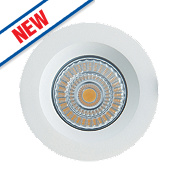 Luceco Fixed Recessed LED Downlight 720Lm White 6.2W