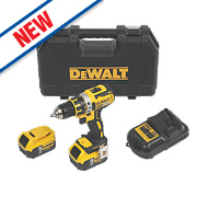 DeWalt DCD732P2 14.4V 5.0Ah Li-Ion XR Brushless Cordless Drill Driver