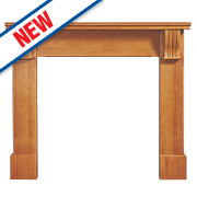 Focal Point Durham Fire Surround Pine